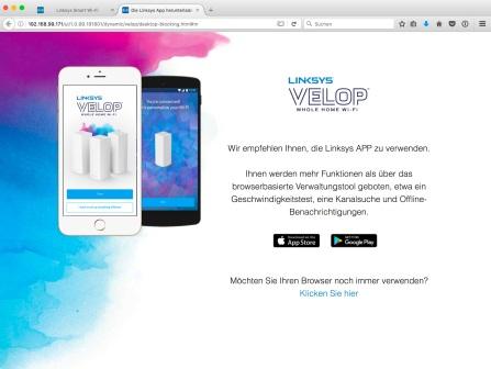 Die_Linksys_App_herunterladen