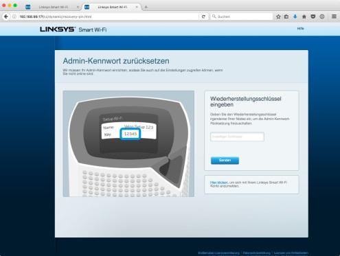 Linksys_Smart_Wi-Fi Admin