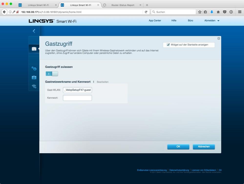 Linksys_Smart_Wi-Fi Gast